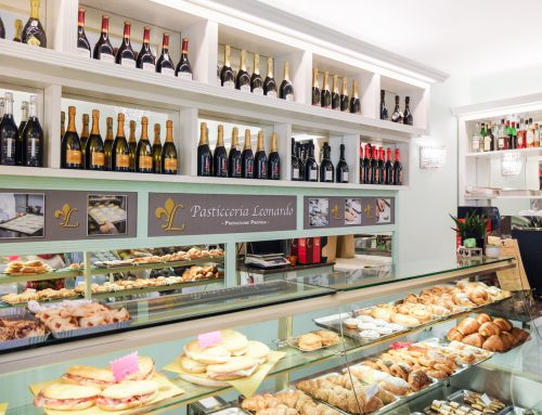 Pasticceria Leonardo, New Pasticceria and Coffee Shop in Impruneta (Florence) Tuscany