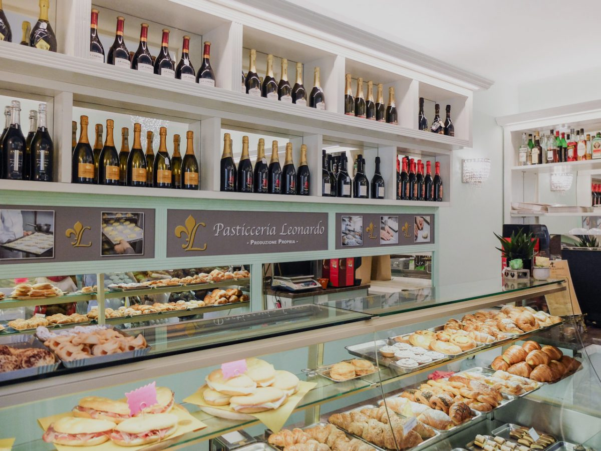 PASTICCERIA BAR CAFFETTERIA IMPRUNETA FIRENZE LEONARDO D'UVA
